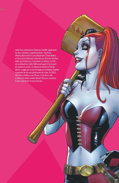 Page 5 Birds of prey - Harley Quinn