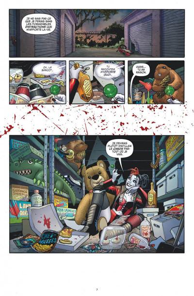 Page 7 Birds of prey - Harley Quinn
