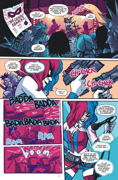 Page 9 Birds of prey - Harley Quinn