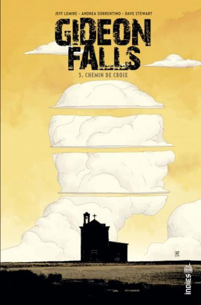 Couverture Gideon falls tome 3