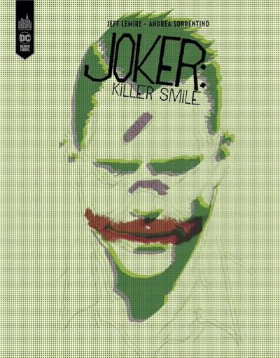 Couverture Joker - Killer smile
