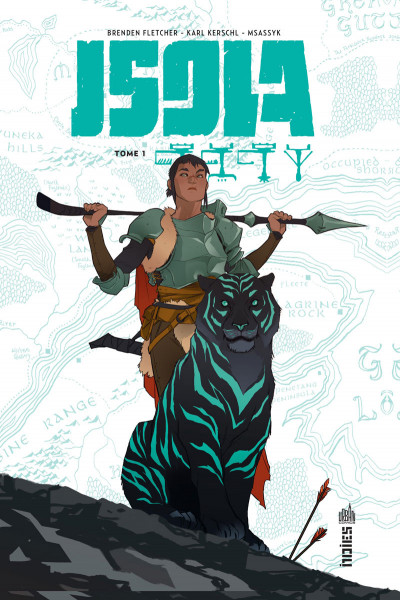 Couverture Isola tome 1