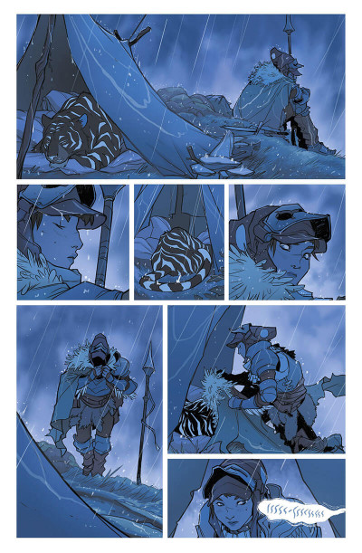 Page 5 Isola tome 1