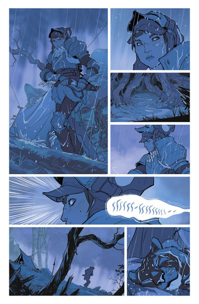 Page 6 Isola tome 1