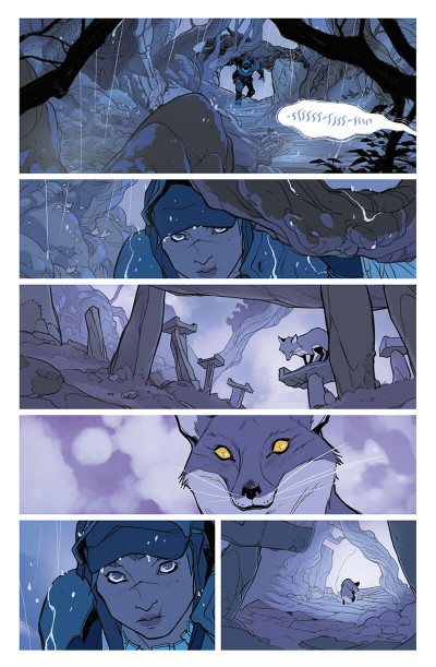 Page 7 Isola tome 1