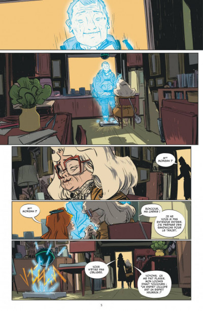 Page 1 The weatherman tome 1
