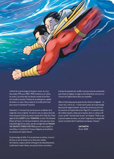 Page 7 Shazam contre la societe des monstres