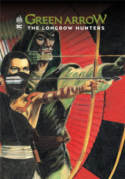 Couverture Green Arrow – The Longbow Hunters