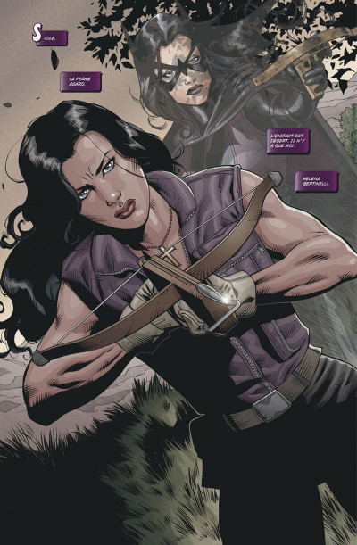 Page 7 Birds of prey - Huntress