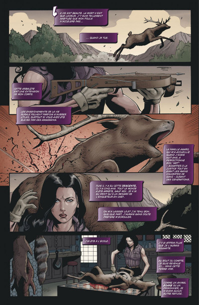 Page 8 Birds of prey - Huntress