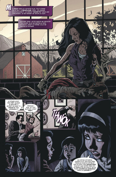 Page 9 Birds of prey - Huntress