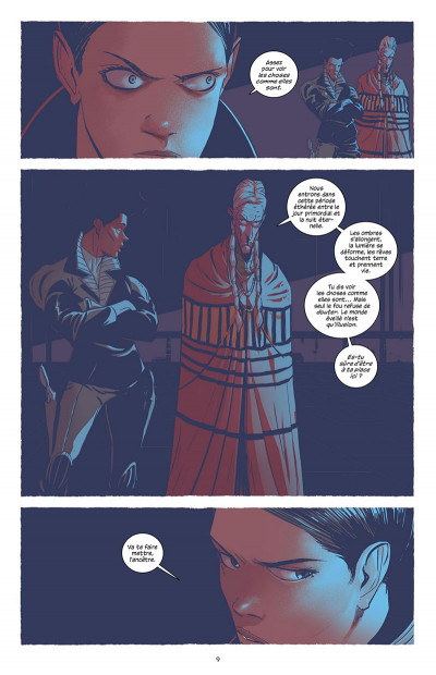 Page 0 East of west tome 9