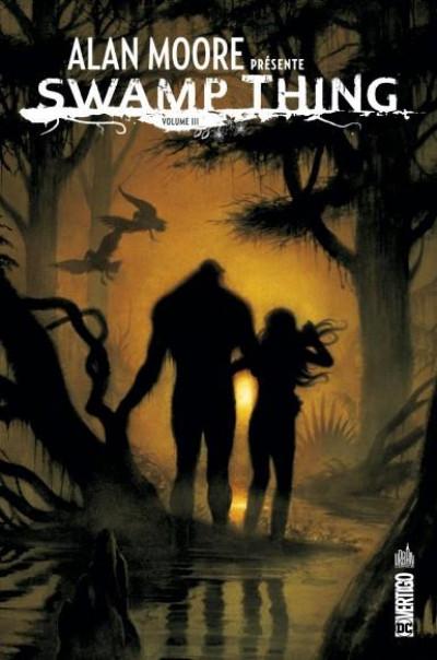 Couverture Alan Moore présente Swamp thing tome 3