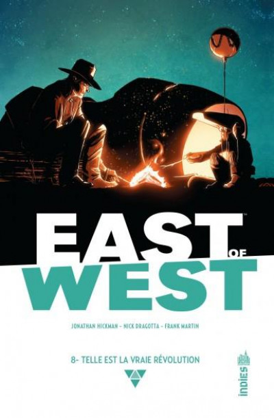 Couverture East of west tome 8