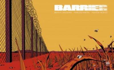 Couverture Barrier