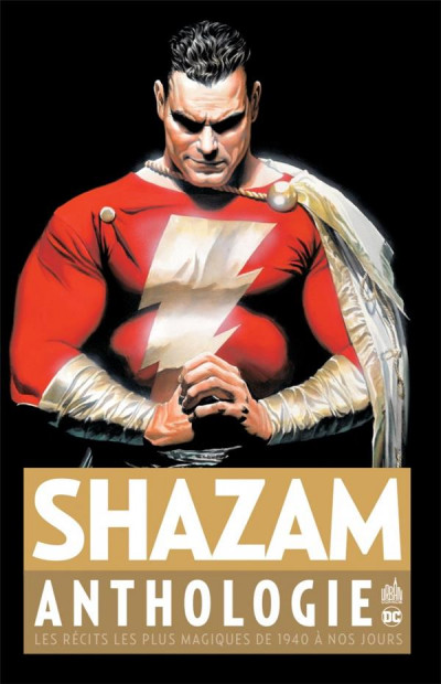 Couverture Shazam anthologie