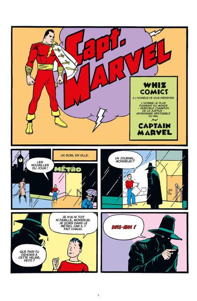 Page 0 Shazam anthologie