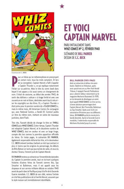 Page 9 Shazam anthologie