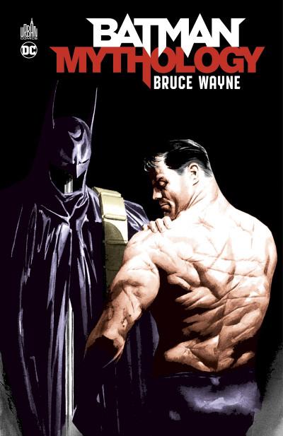 Couverture Batman mythology - Bruce Wayne