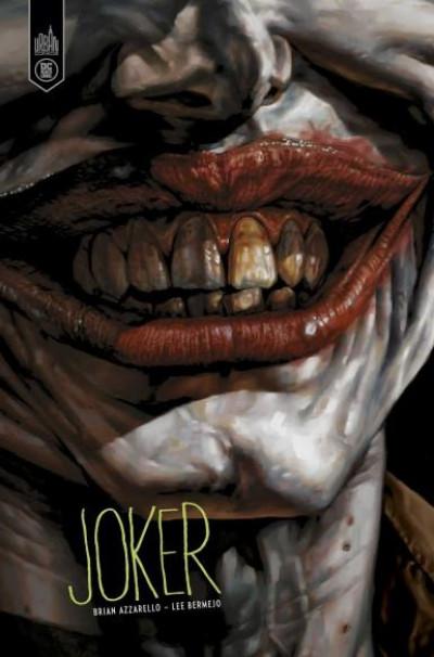 Couverture Joker - DC Black label