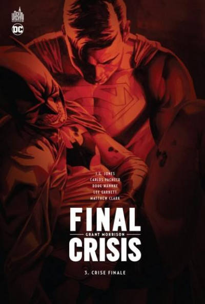 Couverture Final crisis tome 3