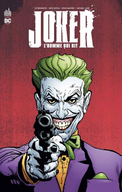Couverture Joker l'homme qui rit