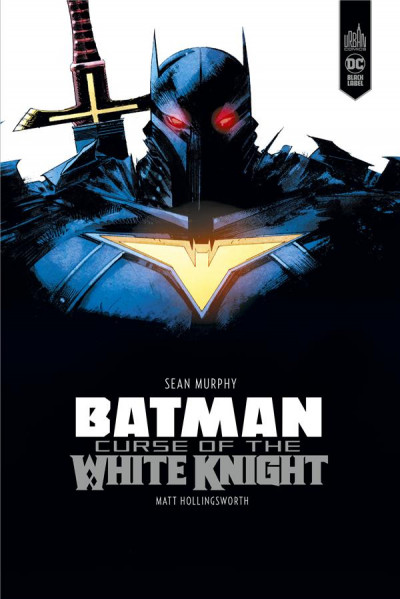 Couverture Batman - curse of the white knight