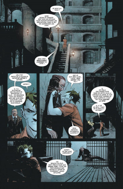 Page 2 Batman - curse of the white knight