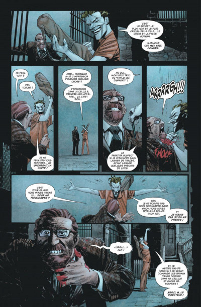 Page 3 Batman - curse of the white knight