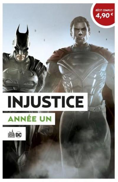 Couverture Injustice année un (opération été 2020)