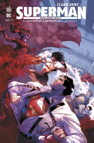 Couverture Clark Kent - Superman tome 5