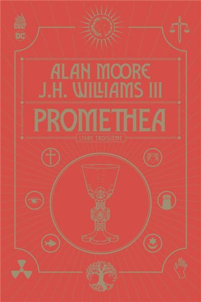Couverture Promethea tome 3