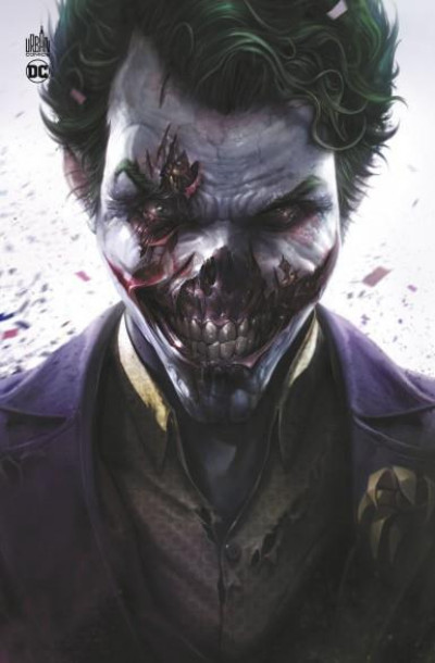 Couverture Dceased - cover Joker