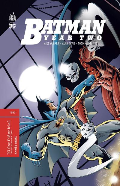 Couverture Batman - année deux