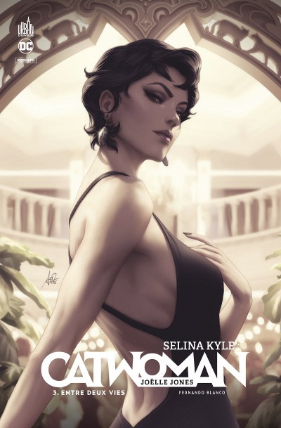 Couverture Selina Kyle : Catwoman tome 3