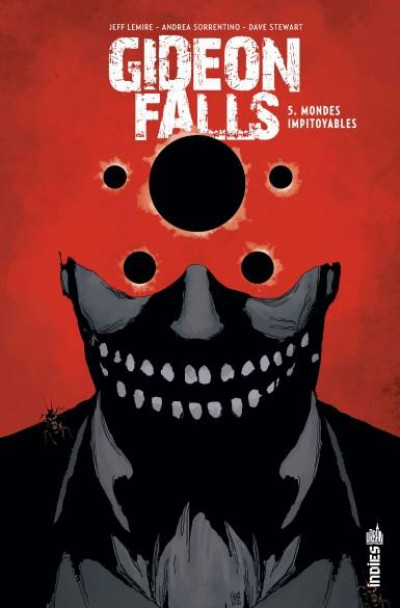 Couverture Gideons falls tome 5