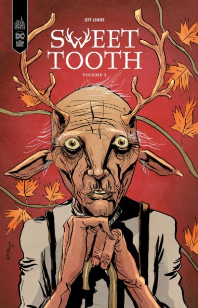 Couverture Sweet tooth tome 3