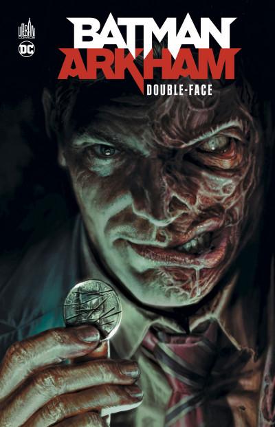 Couverture Batman arkham - Double-face