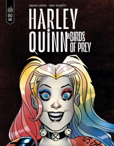 Couverture Harley quinn & les birds of prey