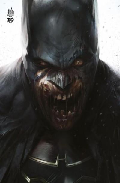 Couverture Dceased - cover Batman
