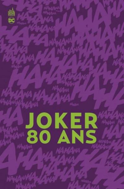 Couverture Joker 80 ans