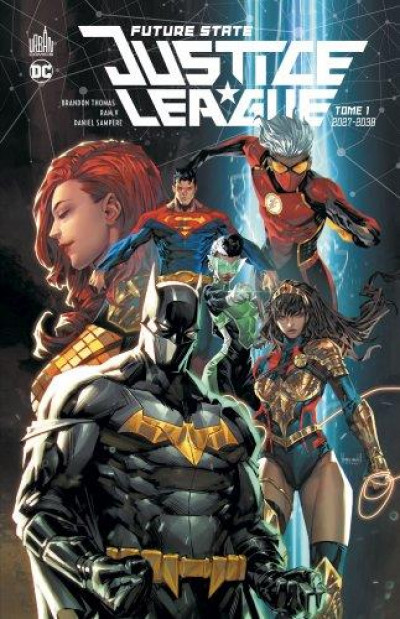 Couverture Future state - Justice league tome 1
