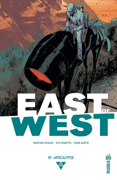 Couverture East of west tome 10