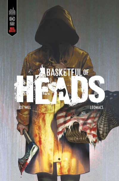 Couverture Basketful of heads