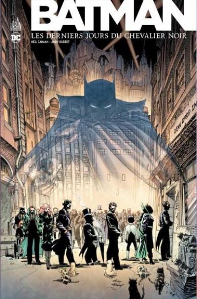 Couverture Batman - Les derniers jours du chevalier noir