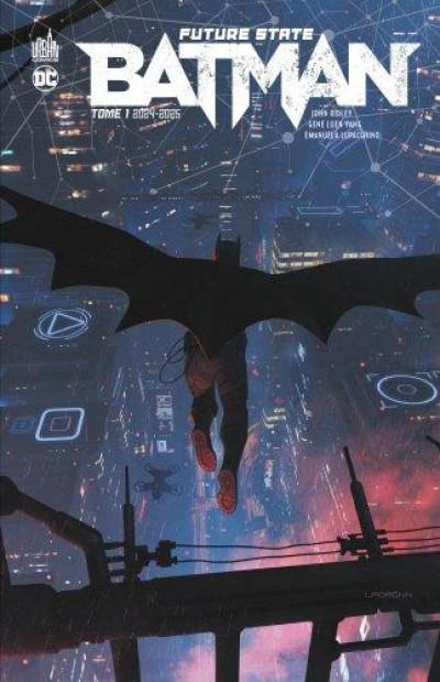 Couverture Future state - Batman tome 1