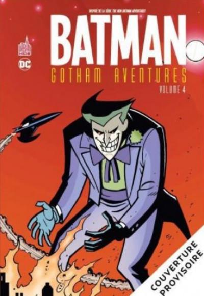 Couverture Batman - gotham aventures tome 4