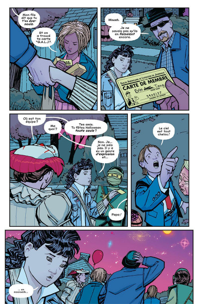 Page 0 Paper girls tome 6