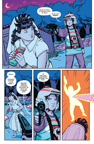 Page 7 Paper girls tome 6