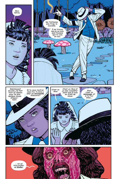 Page 8 Paper girls tome 6